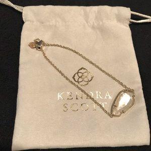 Kendra Scott Cambel Bracelet White Mother of Pearl